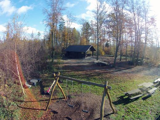 Unsere Krähenbrinke-Hütte