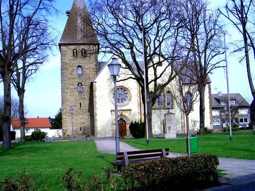Die Margareten Kirche aus dem 13. Jahrhundert