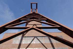 Zum Eifelturm im Ruhrgebiet