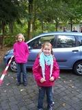 Freude beim Kinderschützenfest