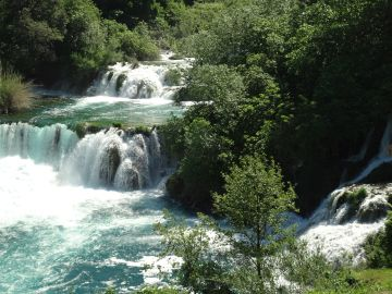 Kroatien - Im Nationalpark Krka (Foto: Ch. Buchbinder, SGV)