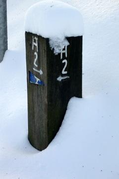 Winterwandern mit dem SGV