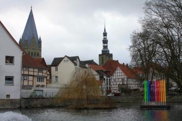 Auf dem Soester Stadtrundgang