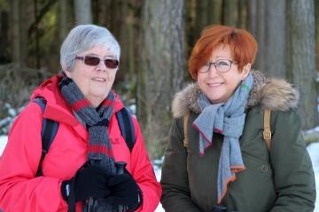 Sonne, Schnee und Spaß im Arnsberger Wald