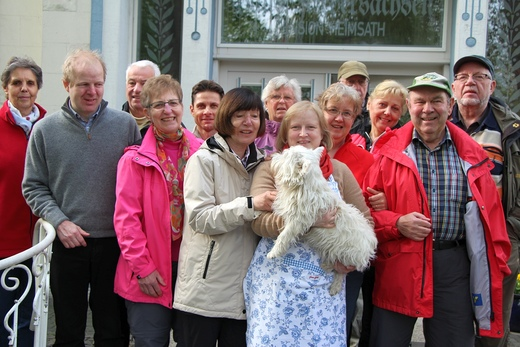 Osterwanderwochenende `17 in Bad Laer