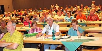 Delegiertenversammlung `17 in Attendorn