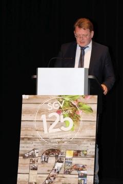 Wiederwahl für Dr. Andreas Hollstein
