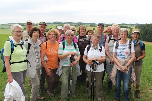 Tageswanderung Breckerfeld am 24.06.17 mit Michael Penzel