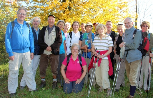 Wanderung Märchenwald am 15.10.2017 (Hohenlimburg)