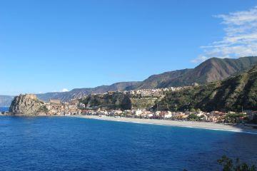 Kalabrien, die südlichste Region des ital. Festlandes