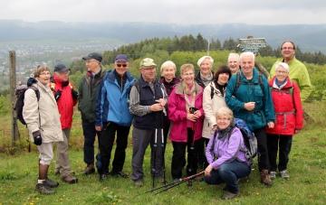 Wanderung Oeventrop - Auf dem Berensköppgen