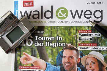 Das neue Wandermagazin für Dortmund und Unna