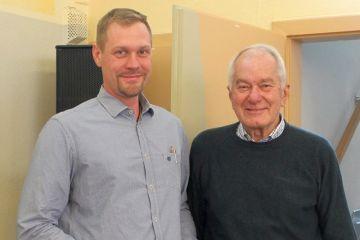 für den Naturschutz: Olaf Ikenmeyer + Fritz Schröder