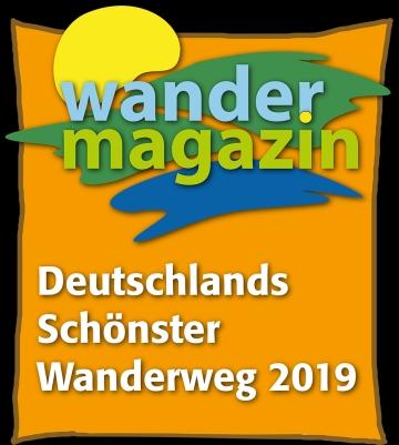 Auswertung Schönste Wanderwege 2019