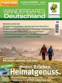 Wanderbares Deutschland 2020