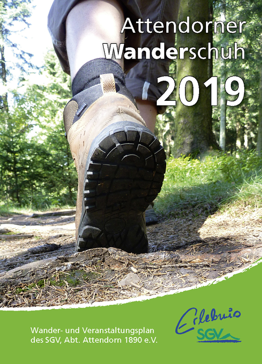 Attendorner Wanderschuh 2019