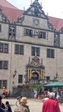 (1/8) Rathaus v. Hann. Münden (H. J. Meyer ©)