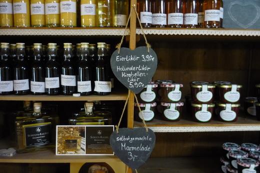 Castrop-Rauxeler Produkte im Hofladen Menken