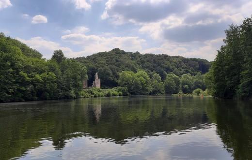 Burg Hardenstein an der Ruhr