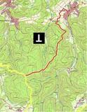 Zuweg zum Höhenflug und nach Wildewiese