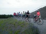 Fahrradtour auf der Erzbahntrasse in Bochum 28.06.15