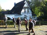 Quartier der Männerwanderung Wildenburger Hof
