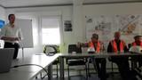 Vortrag von Rene Winter im Kraftwerk Datteln 4
