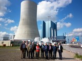 Besichtigung Kraftwerk Datteln 4 20.5.2017