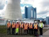 Besichtigung der Baustelle UNIPER Kraftwerk in Datteln