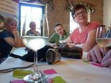 Weinprobe im Burgunderhof Schneider Gräfenhausen