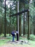 Gipfelkreuz Bastenberg 745 müN.N.