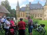 Radtour durch die Lippeauen-Schloss Assem