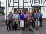 Wanderung am Kupferberg in Meinkenbracht
