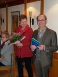 Verleihung der silbernern Ehrennadel an Georg Jürgens