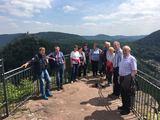 Wanderreise des SGV Endorf 2018 in den Pfälzer Wald