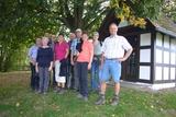 Wandergruppe rund um den Hennesee September 2018