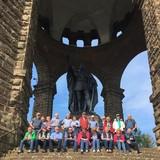 Kaiser Wilhelm Denkmal Porta Westfalica
