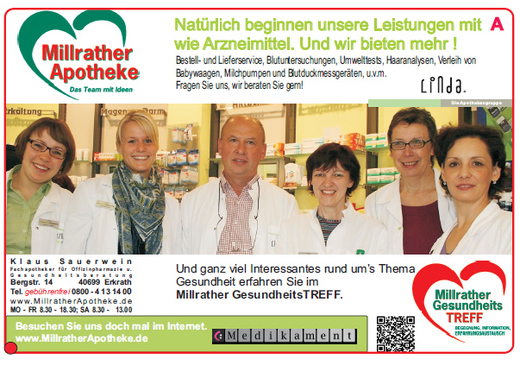 Millrather Gesundheits TREFF