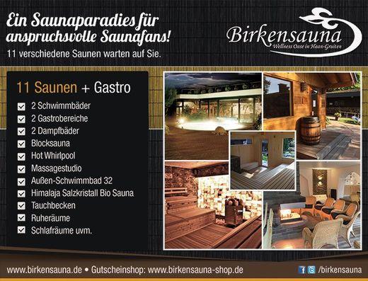 Birkensauna Haan-Gruiten