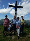 Rangiswanger Gipfelkreuz