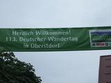 26.06. - 03.07.13 Deutscher Wandertag in Oberstdorf
