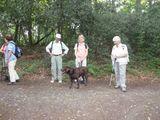 24.8.13 ..... unsere Gäste mit Hund