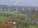 19.10.13  Ruhrtalbrücke, ... auf dem Harkort- / Ruhrhöhenweg