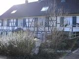 28.02.2015  Winter im Osterholz  (Schönes Fachwerkhaus)