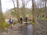 28.3.15 Neanderlandsteig 4. Etappe, Nierenhof -  Velbert