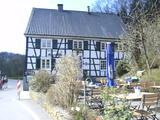 18.04.2015 Berg. Jacobsweg/ Schönes Fachwerkhaus