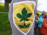 Symbol Himmelgeister Kastanie  Bräutigamseiche Eutin