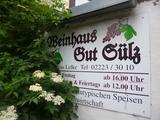 6.6.15 Schlusseinkehr,  Gut Sülz, Oberdollendorf