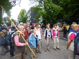 21.6.15  Deutscher Wandertag in Paderborn