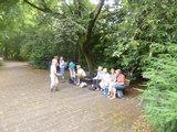 18.7.15 Rast im Stadtpark Neuss